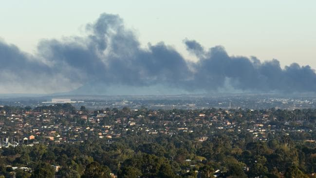 fires in campbellfield
