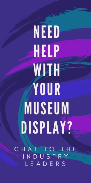 museum display help