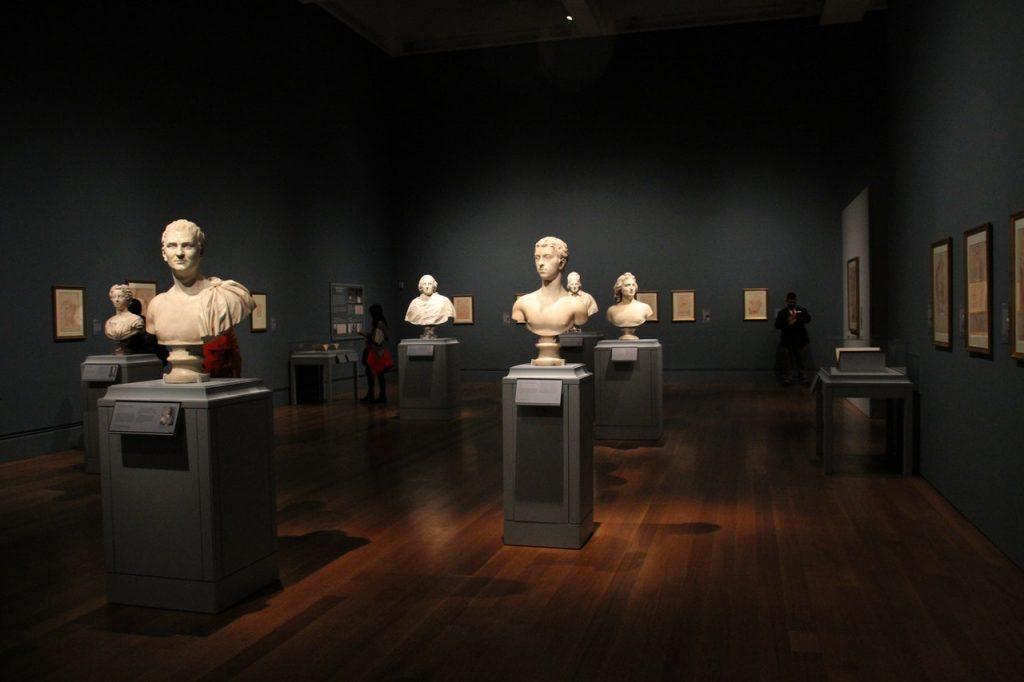 museum artefacts